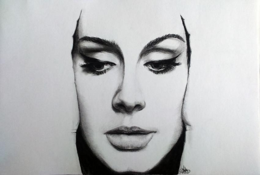 Adele by AdN